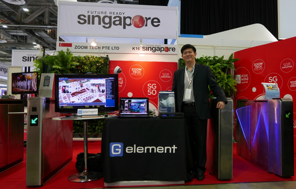Safety & Security Asia 2015