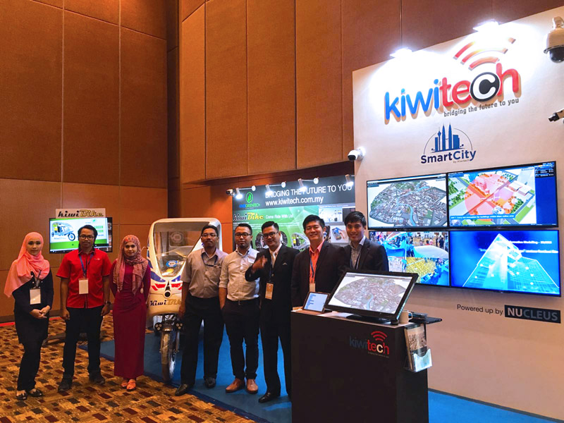 Kiwitech_G_Element_Booth