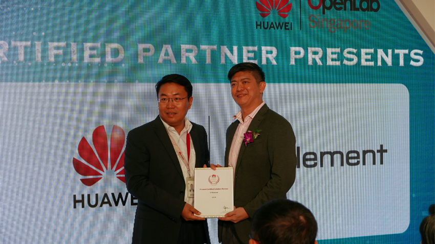 Huawei Certified Partner Presentation